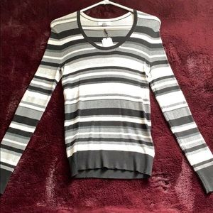 Calvin Klein striped long sleeve